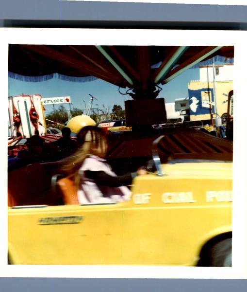 raymie yellow car
