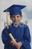 Raymond Kindergarden Graduation 1998