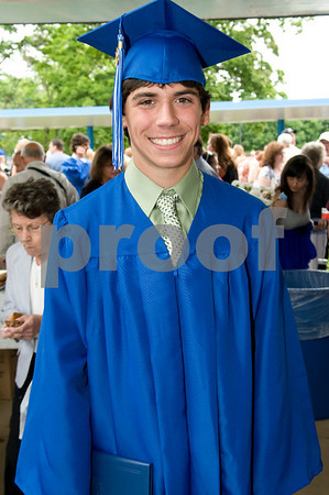 Raymond's High School Graduation