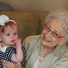 Great Grannie Eleanor and Ana