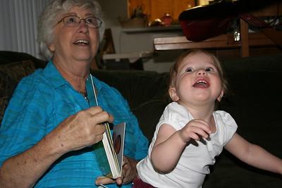 Reading with Grandma Woodmansee 2008-04-30 017