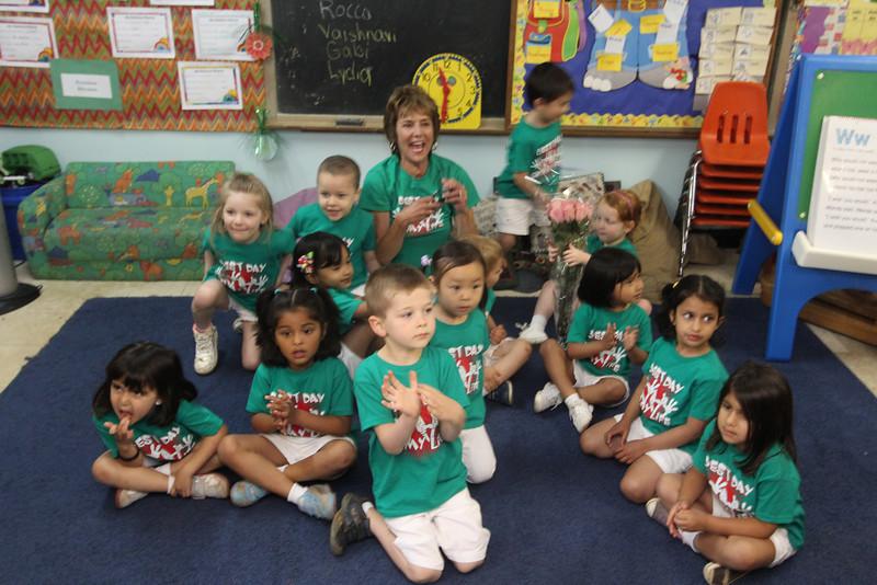 Miss Lombardo's class!
