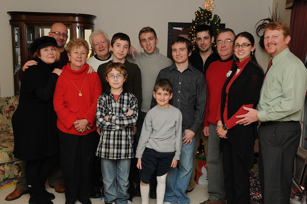 Reagan Family Images 2010-11