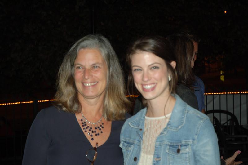 Rebecca and Mom