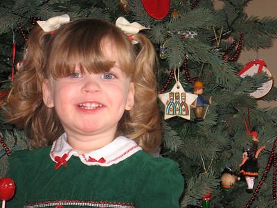 Ready for Santa--December 2008