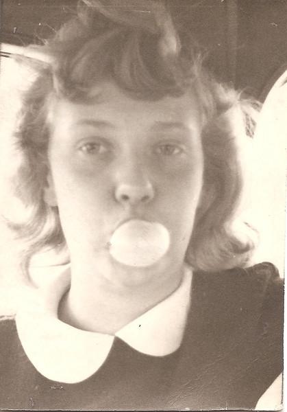 "Back of photo reads ""Ethelene Tannahill"""