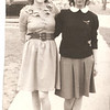 """Photo is labeled """"Ethelene on right."""" The two girls are very similar in appearance. Are they sisters or cousins??"""