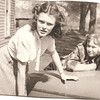 """The photo is labeled """"Ethelene Tannahill and Roy's girlfriend Lanada Richards."""" Could """"Lanada"""" be """"Lavada""""??? Ethelene is on the right with the plaid coat."""