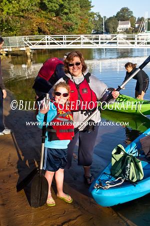 Annapolis Kayak Tour - 08 Oct 11
