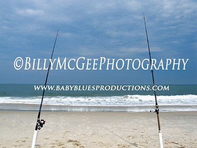 Assateague Surf Fishing - 28 May 05