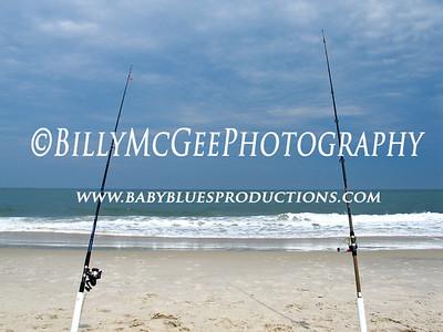 Assateague Surf Fishing - 28 May 05