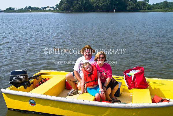 Chesapeake Bay Fishing - 29 Jul 11