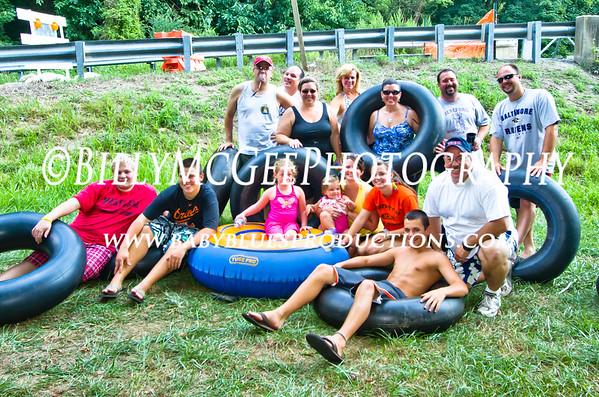 Family Tubing Trip - 08 Aug 10