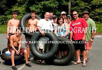 Family Tubing Trip - 23 Aug 09