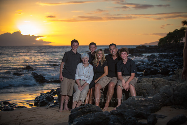 Redell Family Beach Shoot