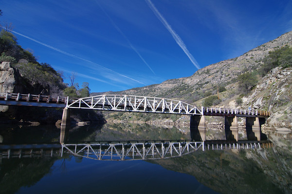 Redinger Lake, 2/12/2011