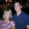 Trey with Mom.