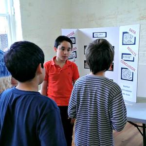 2013 APL Science Fair Mr. Aidan's Class