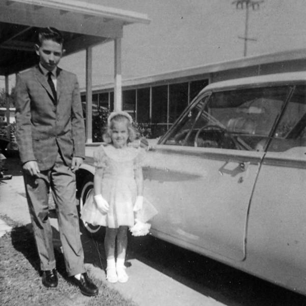 Bill and Patricia King (McLellan)
