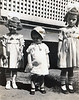 Dorothy, Mildred & Evelyn Fulton<br /> Memphis, TN 1923