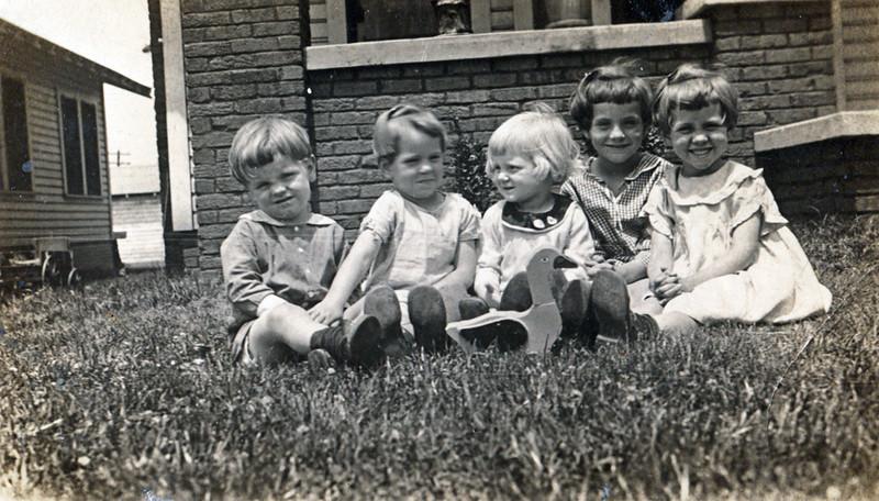 The Fulton Children