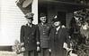 Left to Right: Grand Daddy Donaldson, Fred Fulton Jr. & Rosa Lee (Granny) Donaldson (Ware/Leavitt)