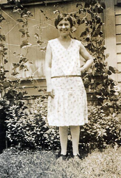 Edna Blanche Fulton (Leavitt) - 1928