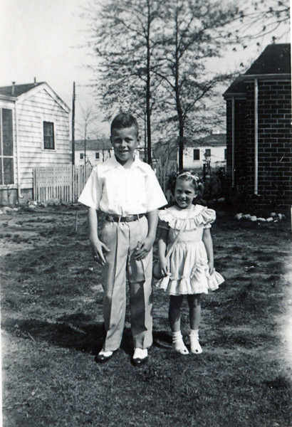 Dick & Shirley (died 1977 in Annapolis, MD.) Blankenship