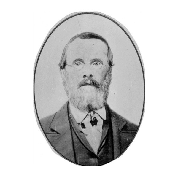 Paul Hampton Nabors (1811-1878) Great, great, great grandfather