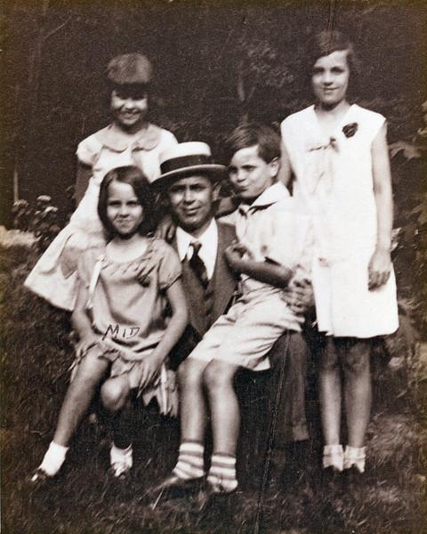 The Fulton Family