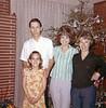 Patricia King (McLellan), Bill King, Chris King (Corbett) and Bobbie