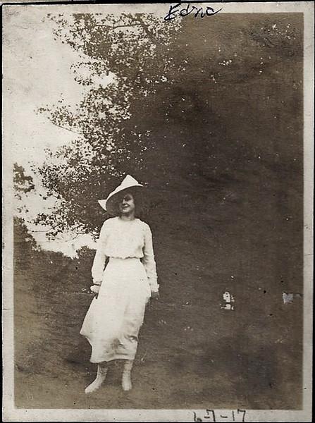 Edna Blanch Fulton (Leavitt)