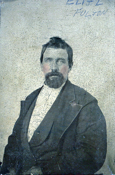 Elijah Lindsey Fulton (great, great grandfather)