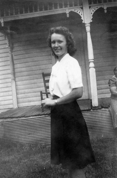 Janie's Mother