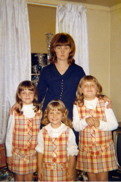 Carol, Rhonda, Debbie & Pam