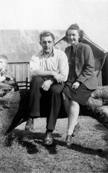 Nelson and Hester Gregory (Swann)