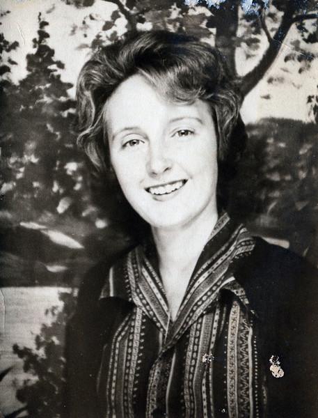 Carol Gregory - Age 16