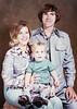 Denise Taylor (Yarbrough), Shane Taylor (16 months old) & Danny Taylor
