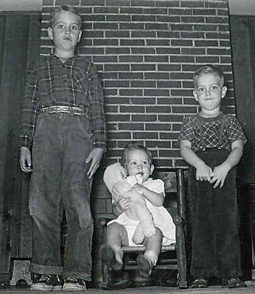 Jim, Dale & Terry Yarbrough