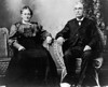 Julius and Josephine Chappuis (Toups - of German decent)<br /> Great Great Grandparents (August Chappuis' parents)<br /> Image from 1890