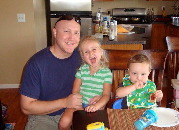 Sean Yarbrough with Katie & Ryan