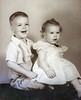 Terry and Dale Yarbrough - 1954