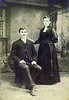 Great great uncle Thomas Game Yarbrough and wife Martha Ann - Thomas was born 1855 and died 1932<br /> <br /> Thomas was great, great grandfather John Francis Yarbrough's brother, the only other child of Carrie Rogers and Francis Yarbrough