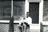Jim Yarbrough with son Jim - from April 1950