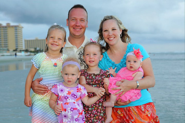 David & Paige Lloyd (Yarbrough) Family