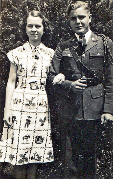 Jim and Mildred Yarbrough (Fulton)