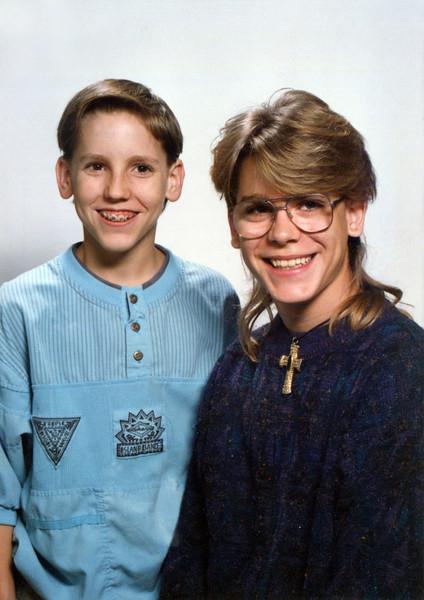 Eric & Shane Taylor