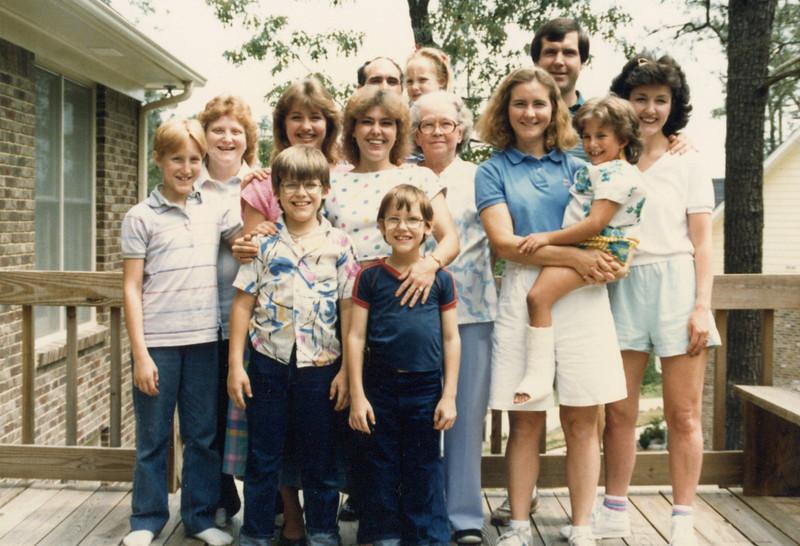 Family Portrait - 1986