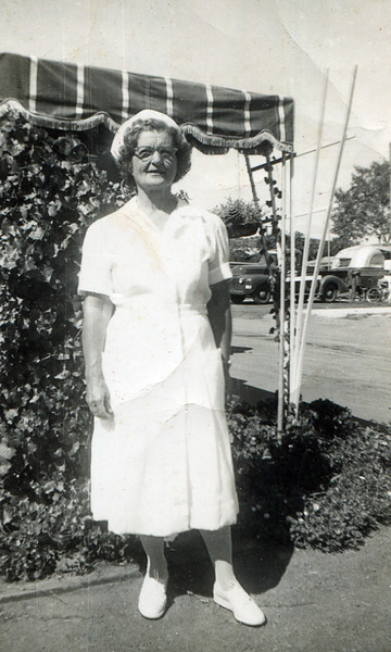 Heloise Yarbrough (Chappuis) - from September 1953