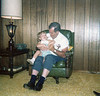 Jim Yarbrough with granddaughter Erin (Terry's eldest)